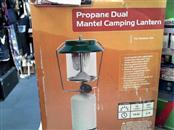 OZARK TRAIL Camping PROPANE LANTERN DOUBLE LANTERN